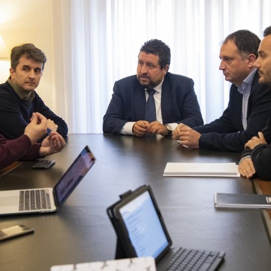 Diputación refuerza su apoyo al clúster tecnológico provincial