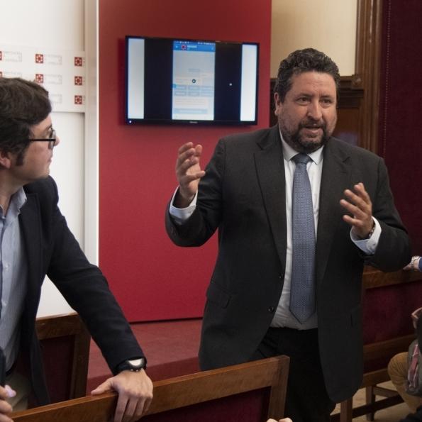 El Gobierno Provincial incorpora el uso de la inteligencia artificial