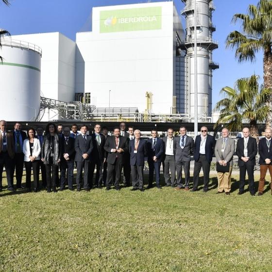 Moliner respalda la actividad del Clúster Energético como motor económico