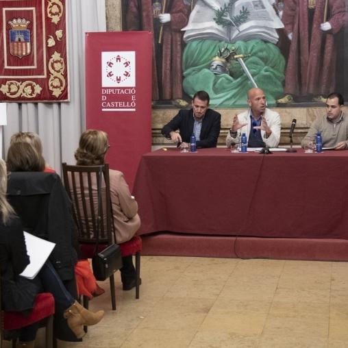 Diputación coordina con los ayuntamientos las prioridades en las fumigaciones