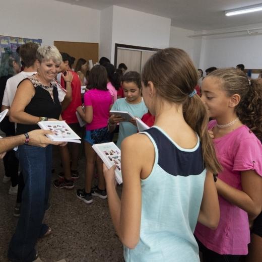 Diputación colabora con una campaña de concienciación por una provincia libre de acoso escolar