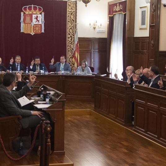 Diputación cierra la legislatura pagando a sus más de 3.000 proveedores