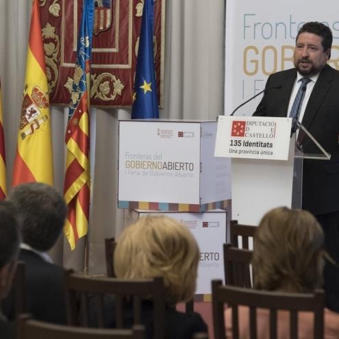 Diputación pone en funcionamiento su innovador 'Portal del Proveedor'