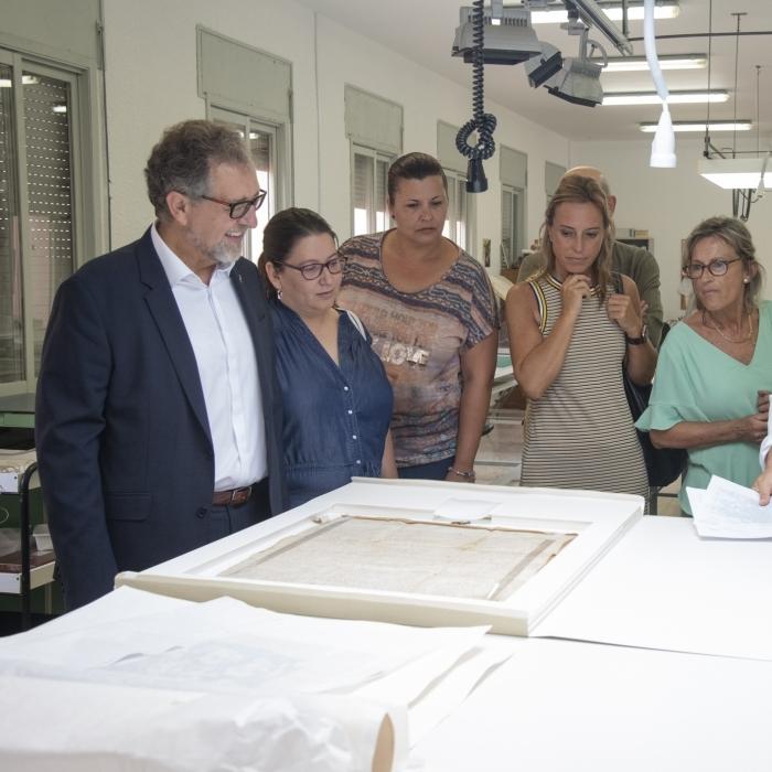 José Martí destaca el prestigio del trabajo que desarrollan los funcionarios del complejo de Penyeta