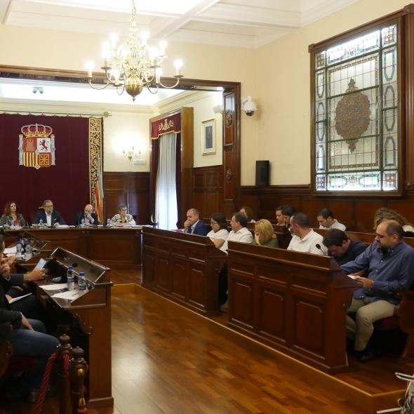El pleno aprobará una declaración a favor las infraestructuras pendientes y en contra de peajes