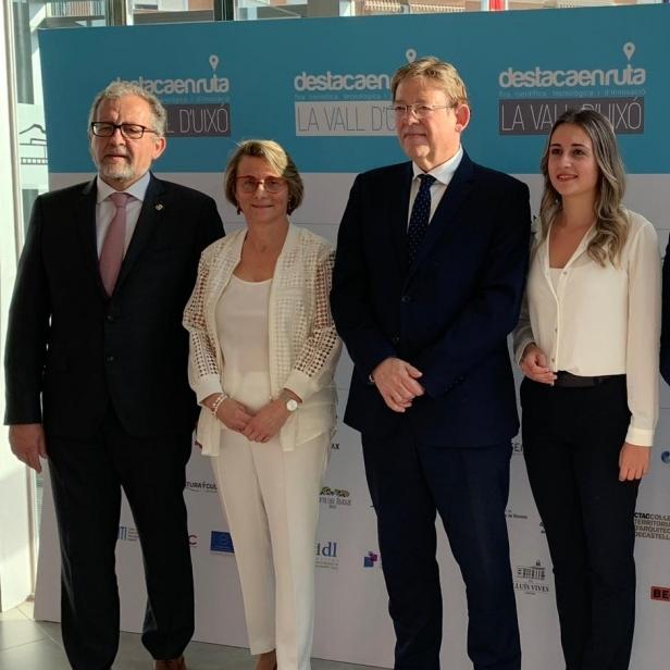La Diputación apuesta por la innovación y el emprendedurismo para dar más oportunidades al interior