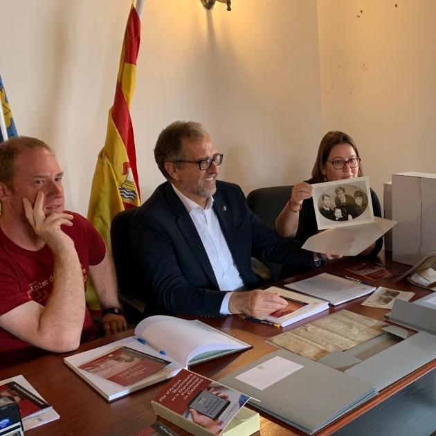 Diputación renueva la web del Servicio de Archivo y Publicaciones, ahora más intuitiva y accesible