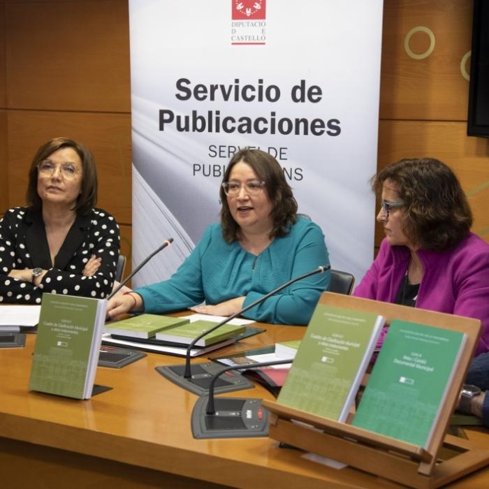 La Diputación fomenta la transparencia y la mejora de los archivos locales con una guía que mira hacia la administración electrónica