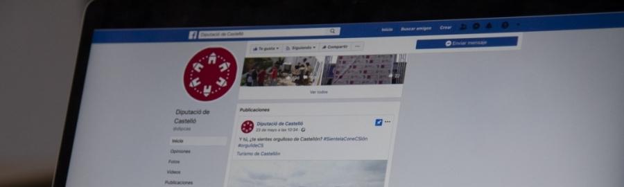 Diputación hace viral el #OrgulldeCS con un impacto de récord en redes sociales