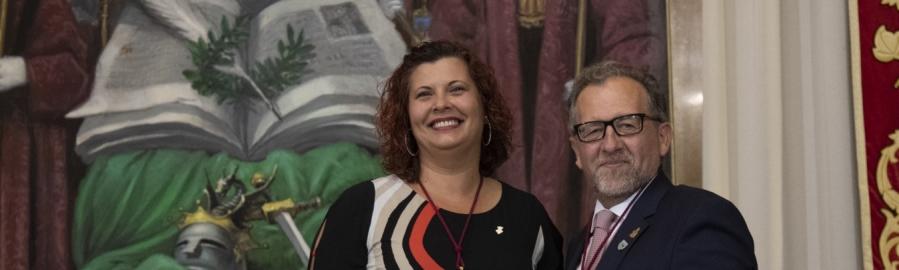 Patricia Puerta será la nueva vicepresidenta de la Diputación de Castelló