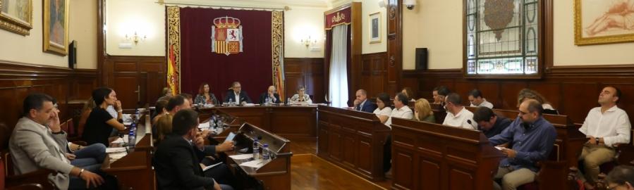 El pleno del martes dará salida a las líneas técnicas del presupuesto de 2020 de la Diputación
