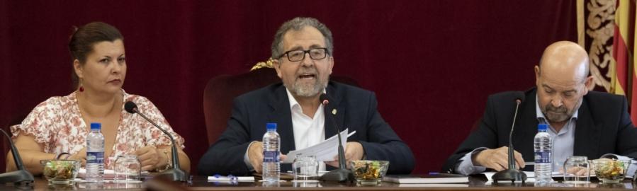 La Diputación aprobará una declaración institucional por una financiación justa para la Comunitat